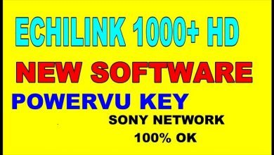 Photo of ECHILINK 1000+ HD RECEIVER BISS KEY OPTION