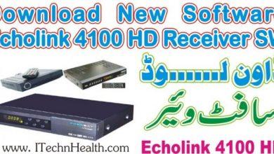 Photo of ECHOLINK 4100 HD RECEIVER POWERVU KEY NEW SOFTWARE