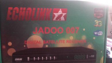 Photo of ECHOLINK JADOO 007 HD RECEIVER AUTO ROLL POWERVU KEY FIRMWARE NEW UPDATE