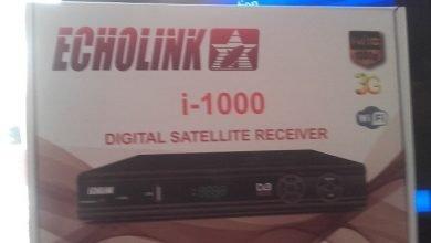 Photo of ECHOLINK i-1000 HD RECEIVER AUTO ROLL POWERVU KEY NEW SOFTWARE