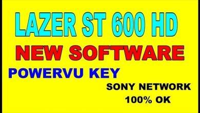 Photo of LAZER ST-600 HD RECEIVER AUTO ROLL POWERVU KEY NEW SOFTWARE