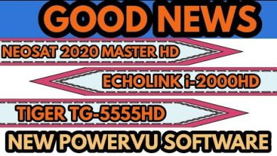 Photo of NEOSAT 2020 MASTER HD RECEIVER BISS KEY OPTION