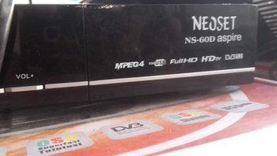 Photo of NEOSAT 60D HD RECEIVER CCCAM OPTION