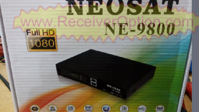 Photo of NEOSAT 9800 HD RECEIVER FLASH FILE