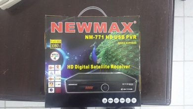 Photo of NEWMAX NM-771 HD USB PVR RECEIVER BISS KEY OPTION