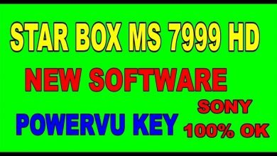 Photo of STAR BOX MS-7999 HD RECEIVER AUTO ROLL POWERVU KEY NEW SOFTWARE