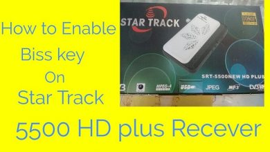 Photo of STAR TRACK 5500HD RECEIVER FLASH FILE