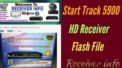 Photo of STAR TRACK 5900HD RECEIVER BISS KEY OPTION