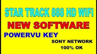 Photo of STAR TRACK 888 HD WIFI AC/DC RECEIVER POWERVU KEY NEW SOFTWARE