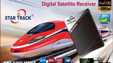 Photo of STAR TRACK SRT-5100-MEGA HD RECEIVER POWERVU KEY SOFTWARE NEW UPDATE
