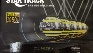 Photo of STAR TRACK SRT 550 GOLD NEW HD RECEIVER AUTO ROLL NEW SOFTWARE