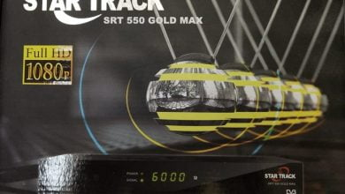 Photo of STAR TRACK SRT 550 GOLD NEW HD RECEIVER POWERVU KEY SOFTWARE NEW UPDATE