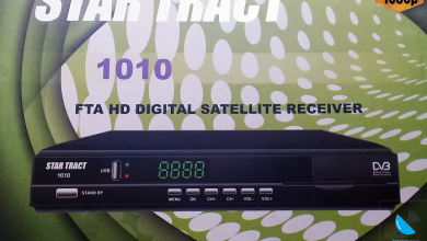 Photo of STAR TRACT 1010 HD RECEIVER AUTO ROLL POWERVU KEY SOFTWARE