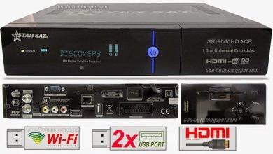 Photo of STARSAT 2000 PLUS HD RECEIVER CCCAM OPTION
