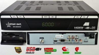Photo of STARSAT 9800 HD RECEIVER BISS KEY OPTION