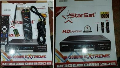 Photo of STARSAT SR-2000HD EXTREME RECEIVER POWERVU KEY AUTO ROLL NEW SOFTWARE