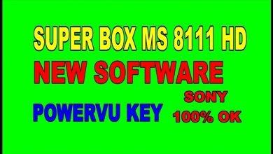 Photo of SUPER BOX MS-8111 HD RECEIVER CCCAM OPTION
