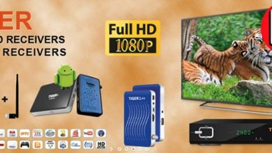 Photo of TIGER-PLUS HD RECEIVER BISS KEY OPTION