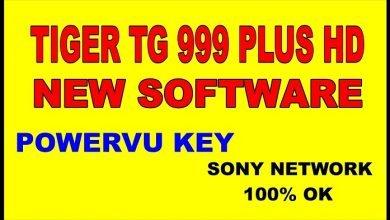 Photo of TIGER TG-999 PLUS HD RECEIVER BISS KEY OPTION
