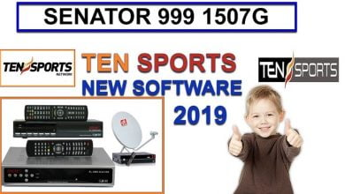 Photo of SENATOR 999 1507G 8MB TEN SPORTS OK NEW SOFTWARE