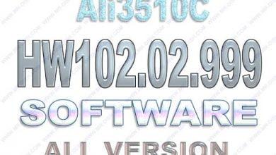 Photo of ALI3510C HW102.02.999 Latest New Software 2020