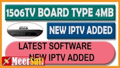 Photo of 1506tv Board Type Nashare New Software Xtream Iptv 11-12-2019