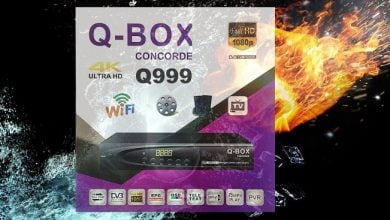 Photo of Qbox Q999 1507g Latest New Software 2020
