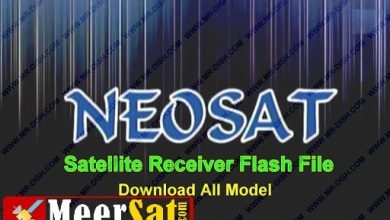 Photo of Neosat 5000i Lv Hd Receiver Chip Flash File 10.02.2020