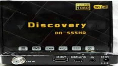 Photo of Discovery Dr555hd 1506tv 512 4m Latest New Software 2020