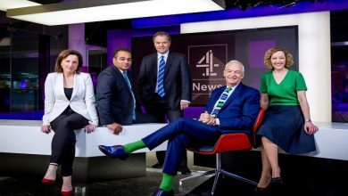 Photo of Channel 4 News New Frequency 02.07.2020