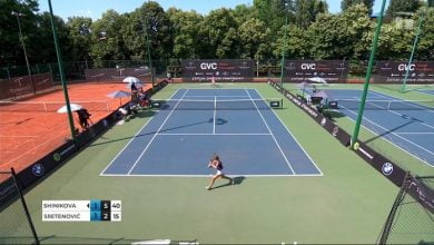 Photo of Eastern European Championship Tennis New Biss Key Feed 22 July 2020