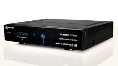 Photo of Sr 2000 Hyper Hd V2.62 22027 New Software 23 July 2020