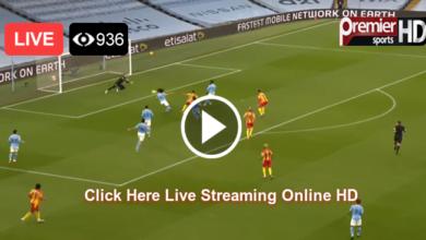 Photo of Manchester City vs West Bromwich Live Football Score 26.01.2021