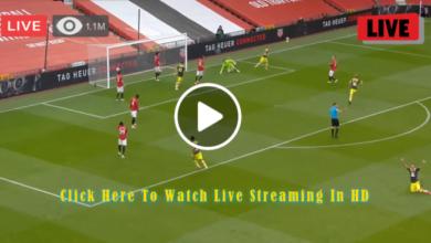 Photo of Manchester United vs Southampton Live Football Score 02.02.2021