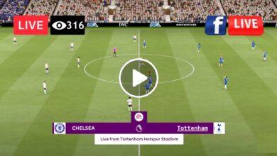 Photo of Chelsea VS Tottenham Premier League– LIVE Reddit Soccer 4 Feb 2021