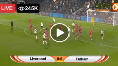 Photo of Liverpool vs Fulham Premier League LIVE Football Score 07/03/2021