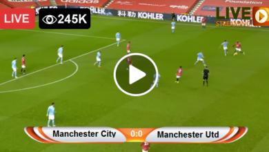 Photo of Manchester City vs Manchester United Premier League LIVE Football Score 07/03/2021
