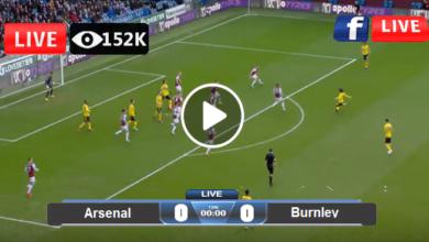 Photo of Arsenal vs Burnley Premier League LIVE Football Score 06/03/2021