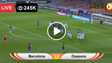 Photo of Barcelona vs Osasuna LaLiga LIVE Football Score 06/03/2021