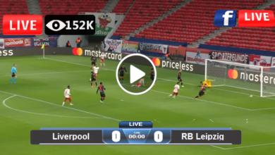 Photo of Liverpool vs RB Leipzig Champions League LIVE Football Score 10/03/2021