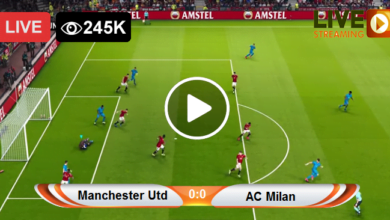 Photo of Manchester United vs Milan Europa League LIVE Football Score 11/03/2021
