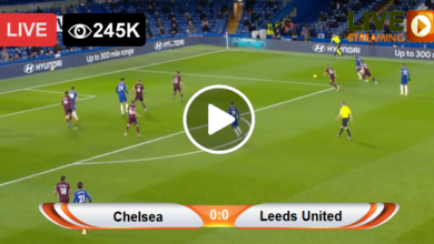 Photo of Chelsea vs Leeds United Premier League LIVE Football Score 13/03/2021