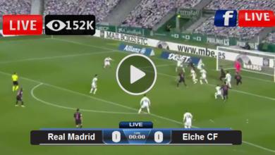 Photo of Real Madrid vs Elche CF LaLiga LIVE Football Score 13/03/2021