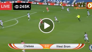 Photo of Chelsea vs West Brom Premier League LIVE Football Score 03/04/2021