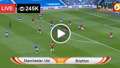 Photo of Manchester United vs Brighton Premier League LIVE Football Score 04/04/2021