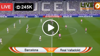 Photo of Barcelona vs Real Valladolid LaLiga LIVE Football Score 05/04/2021