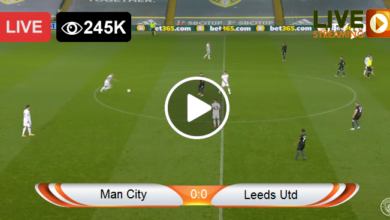 Photo of Manchester City vs Leeds United Premier League LIVE Football Score 10/04/2021
