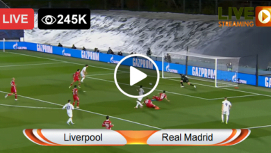 Photo of Liverpool vs Real Madrid UEFA League LIVE Football Score 14/04/2021