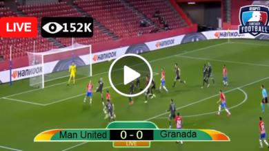 Photo of Manchester United vs Granada UEFA  League LIVE Football Score 15/04/2021