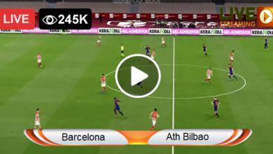 Photo of Barcelona vs Ath Bilbao Copa del Rey LIVE Football Score 17/04/2021